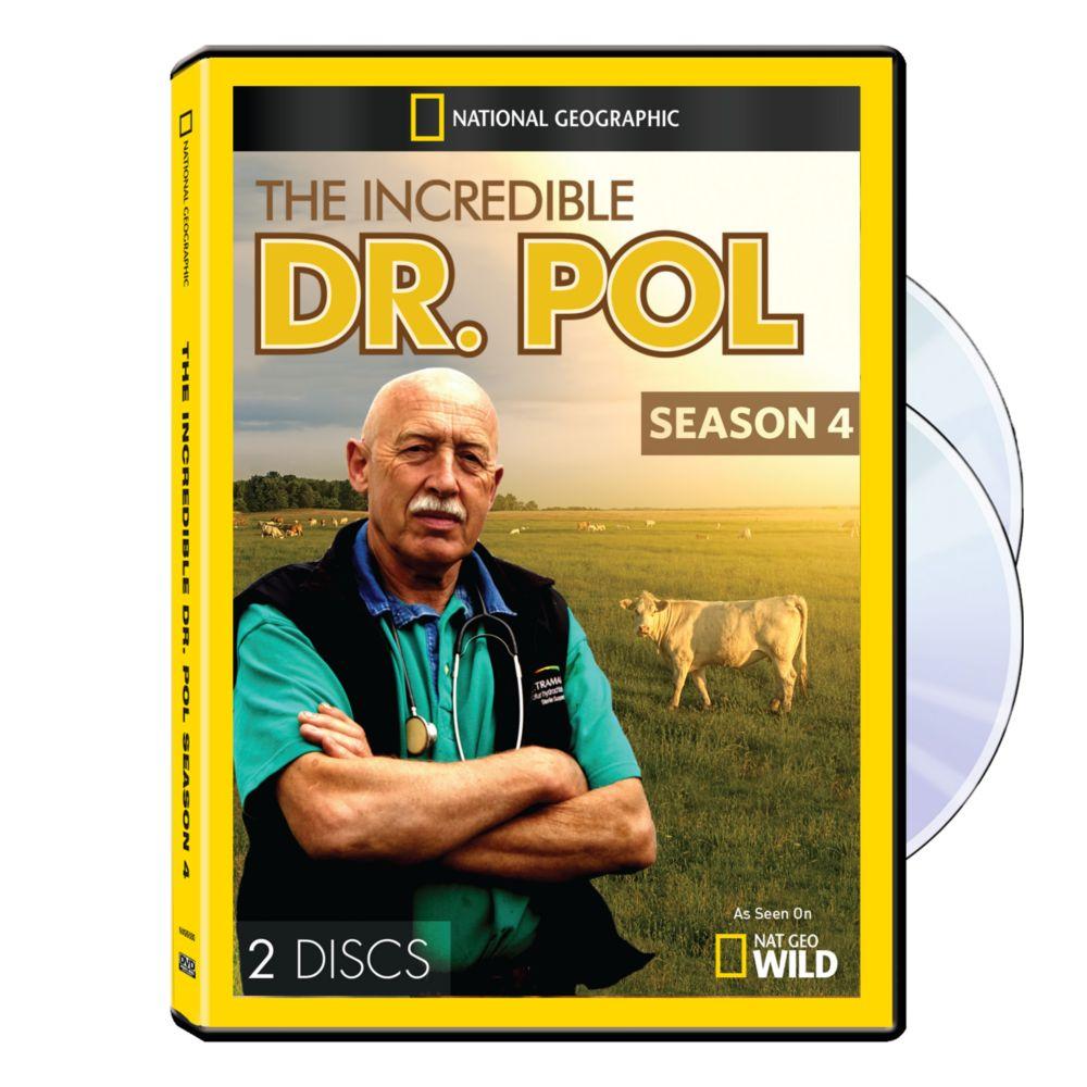 The Incredible Dr. Pol Season Four DVD-R