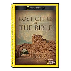Lost Cities Of The Bible DVD-R