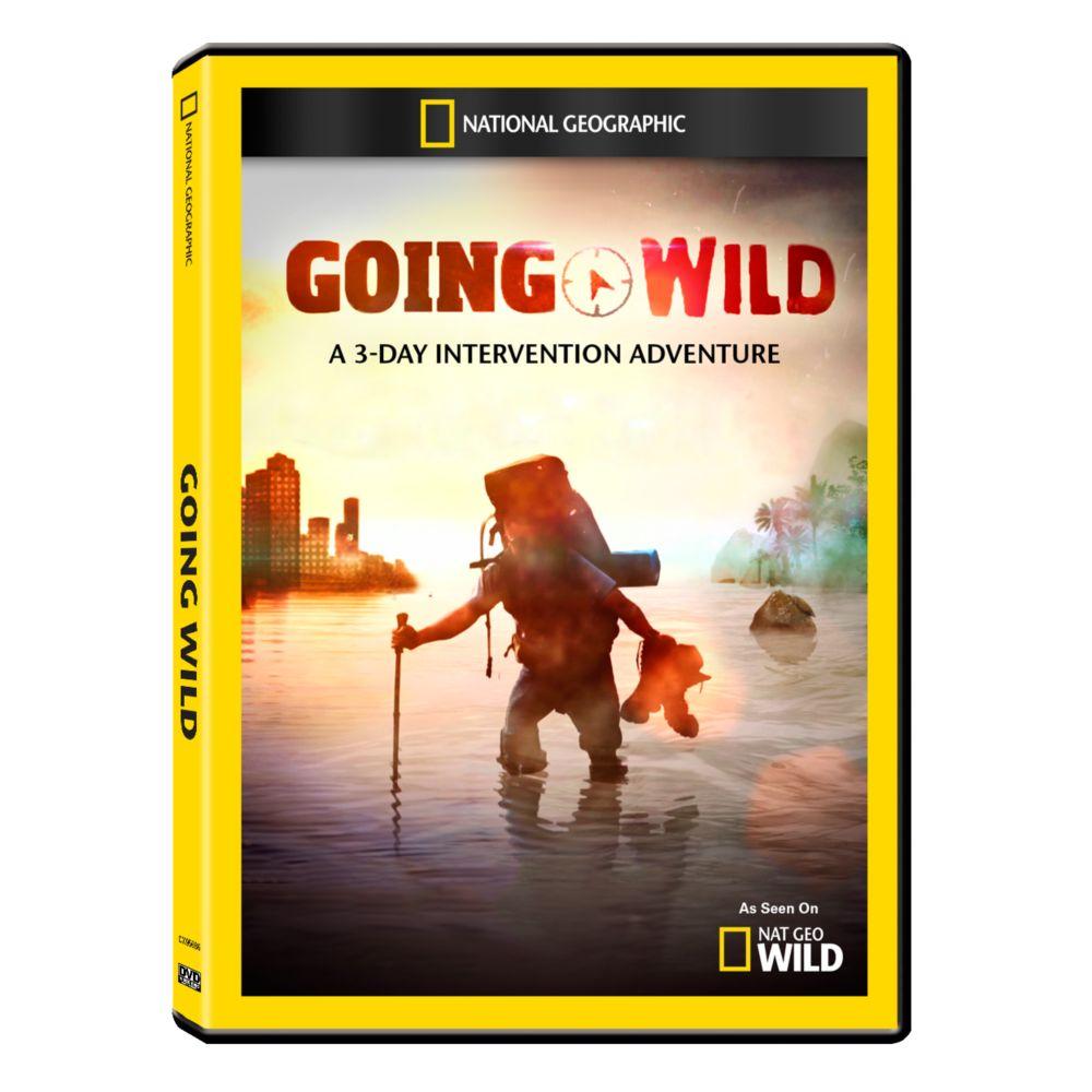 Going Wild DVD-R