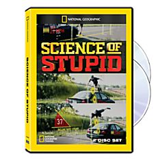 Science Of Stupid DVD-R