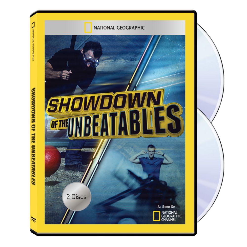 Showdown of the Unbeatables DVD-R