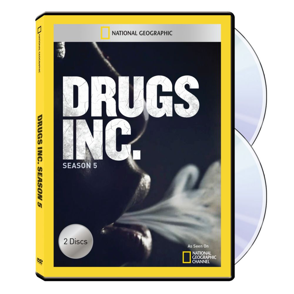 Drugs Inc., Season Five 2-DVD-R Set