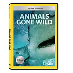 Animals Gone Wild 2-DVD-R Set
