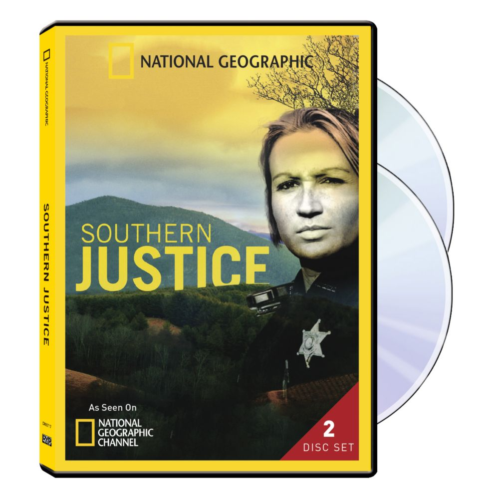 Southern Justice DVD-R Set