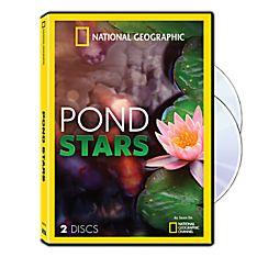 Pond Stars DVD-R Set