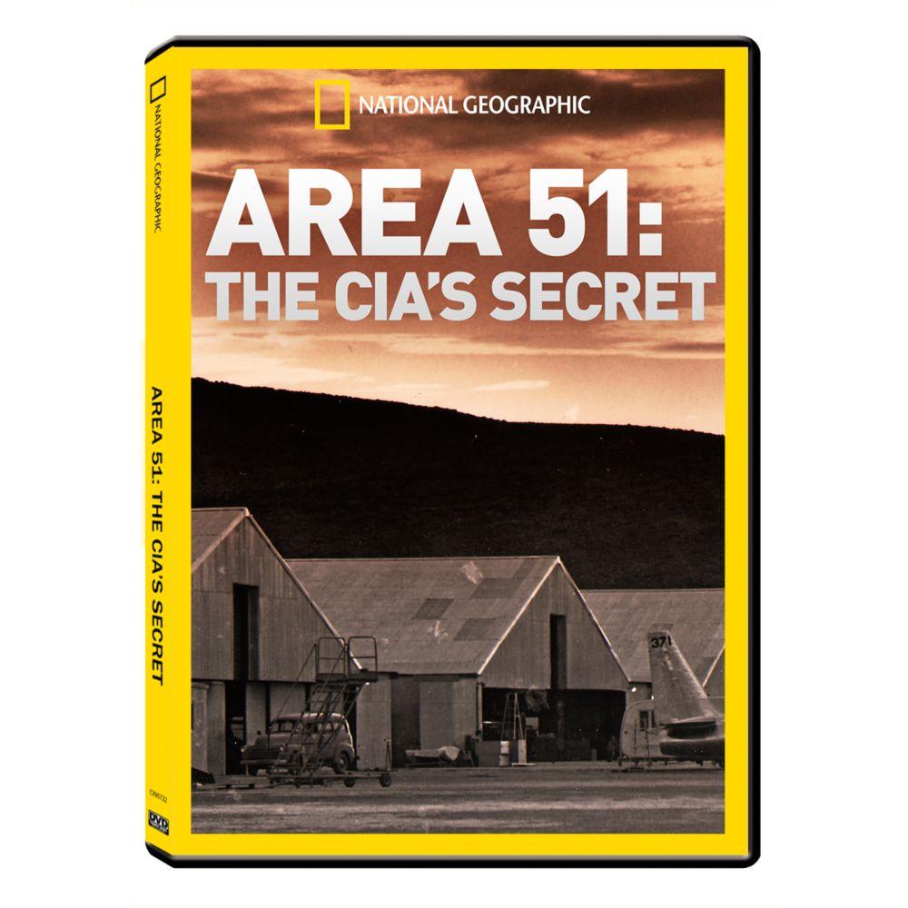 Area 51: The CIA's Secret DVD-R