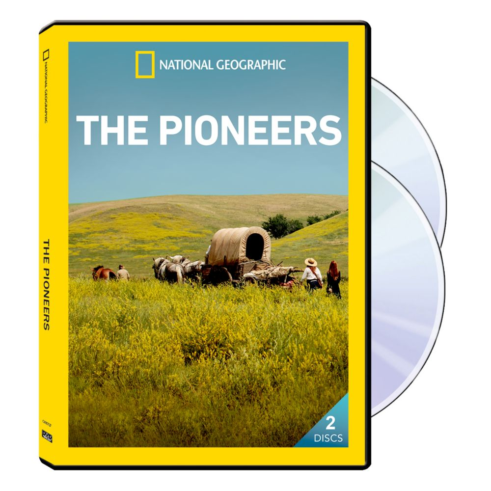 The Pioneers 2-DVD-R Set