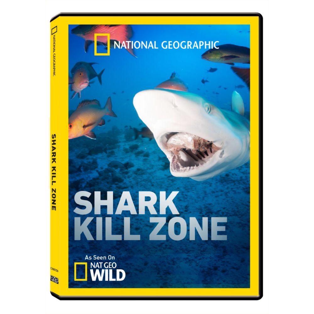 Shark Kill Zone DVD-R