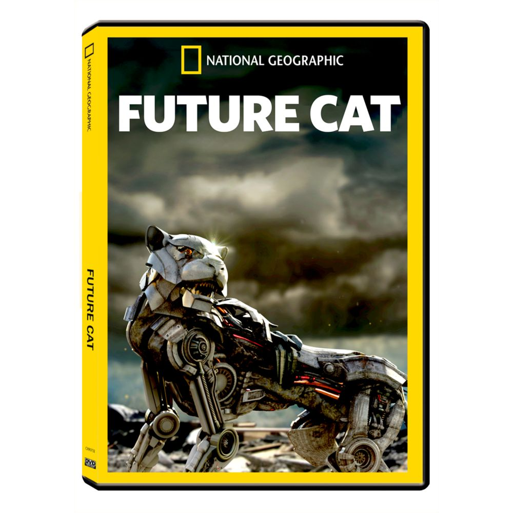 Future Cat DVD-R