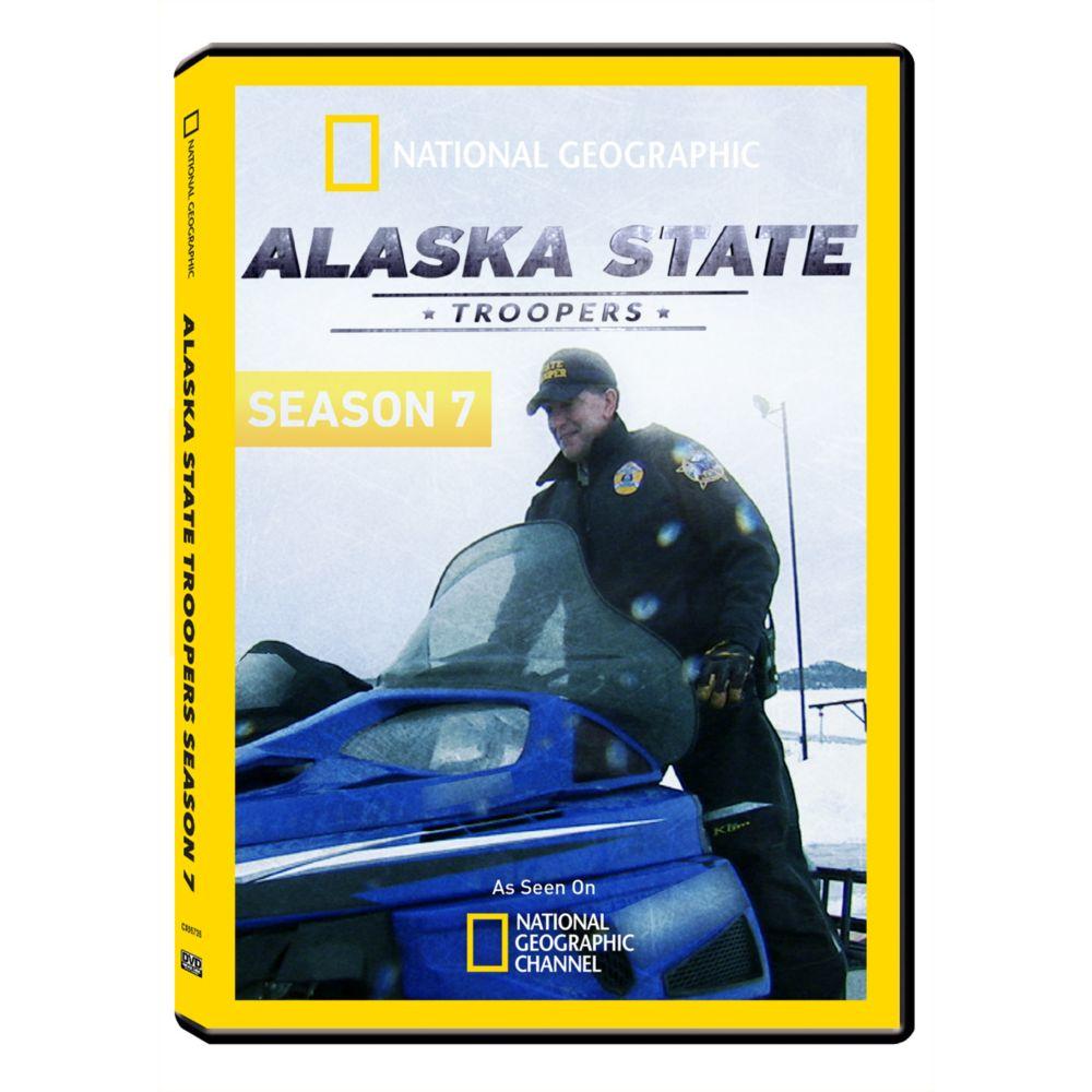 Alaska State Troopers Season Seven DVD-R