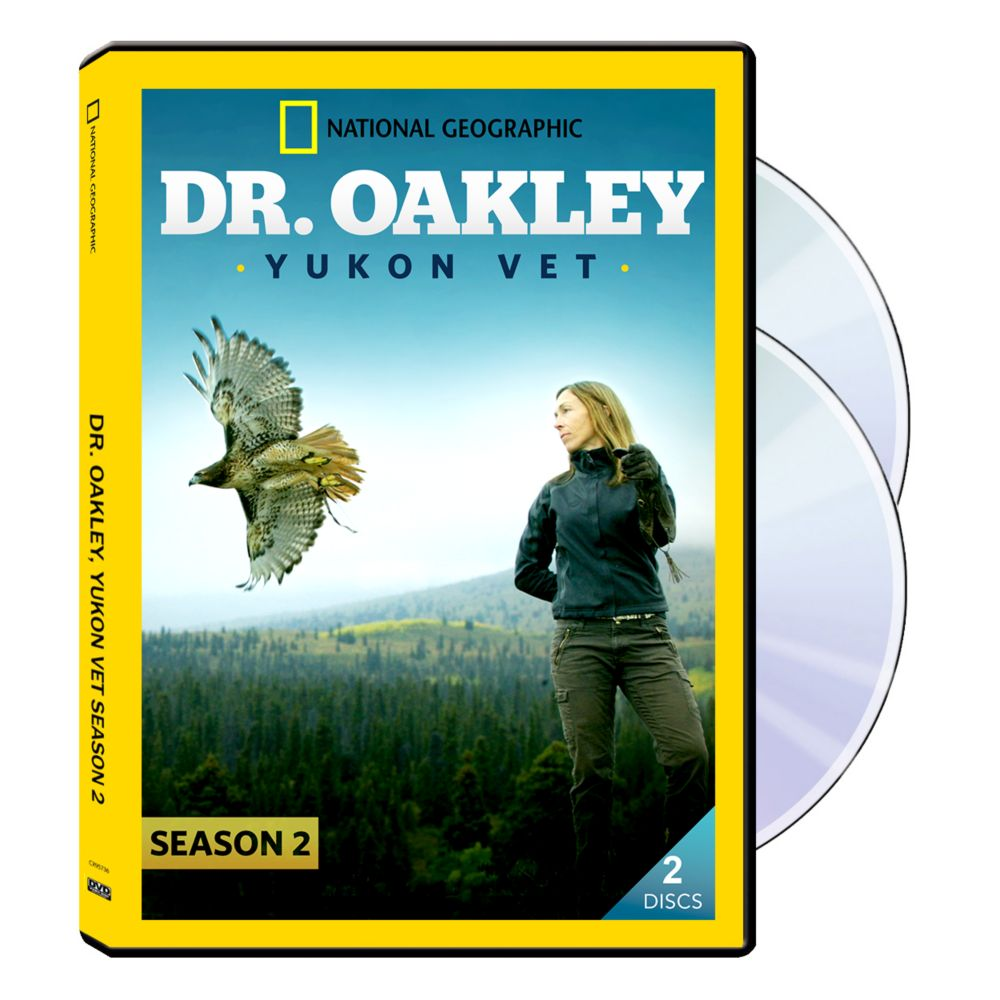 Dr. Oakley, Yukon Vet Season Two 2 DVD-R Set