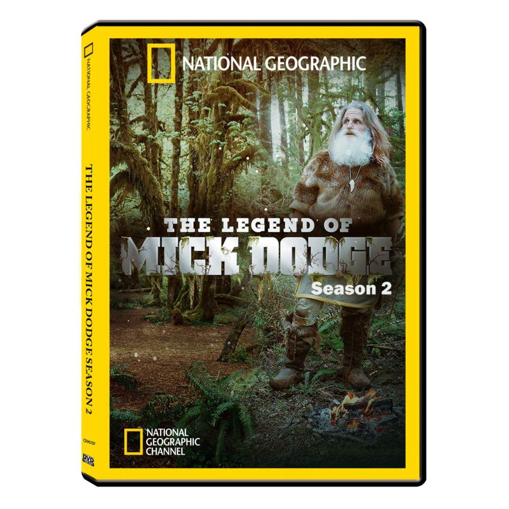 The Legend of Mick Dodge Season Two DVD