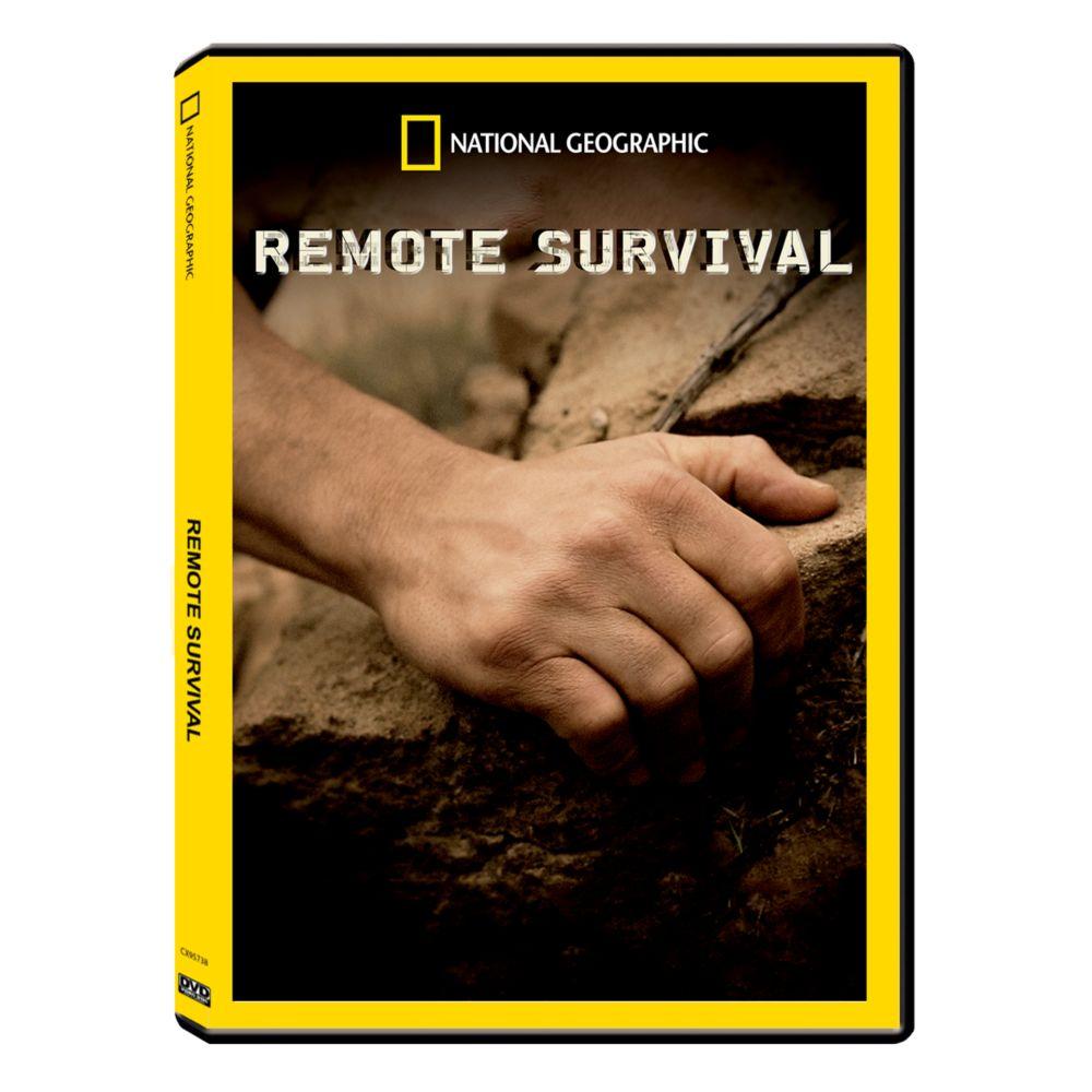 Remote Survival DVD-R