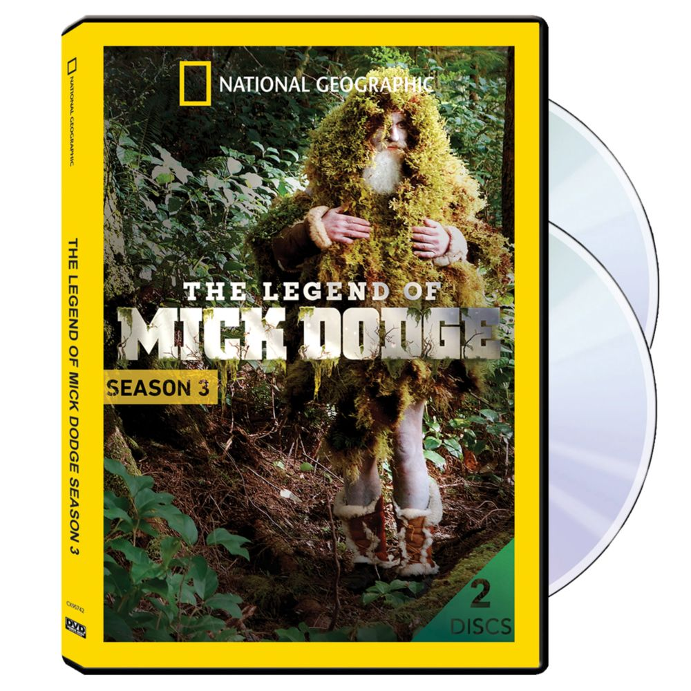 The Legend of Mick Dodge Season Three 2-DVD-R Set