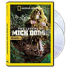 The Legend of Mick Dodge Season Three 2-DVD-R Set