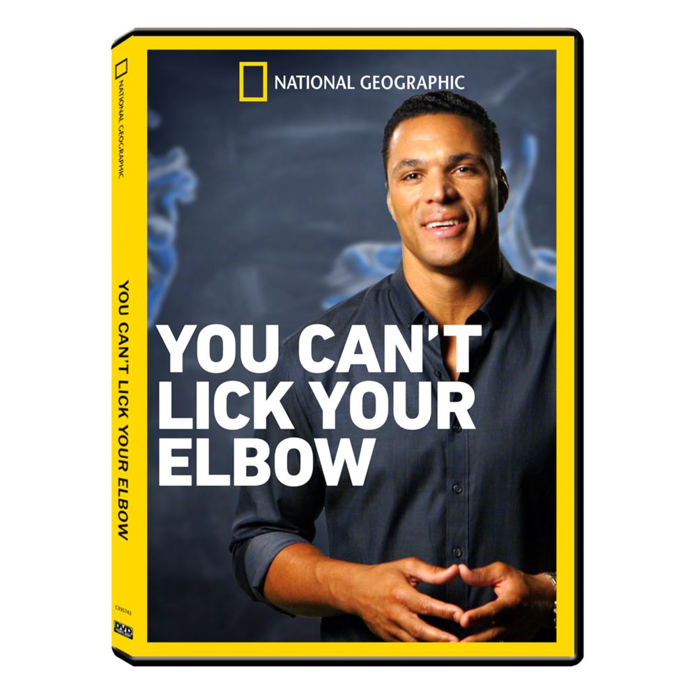 You Can't Lick Your Elbow DVD-R