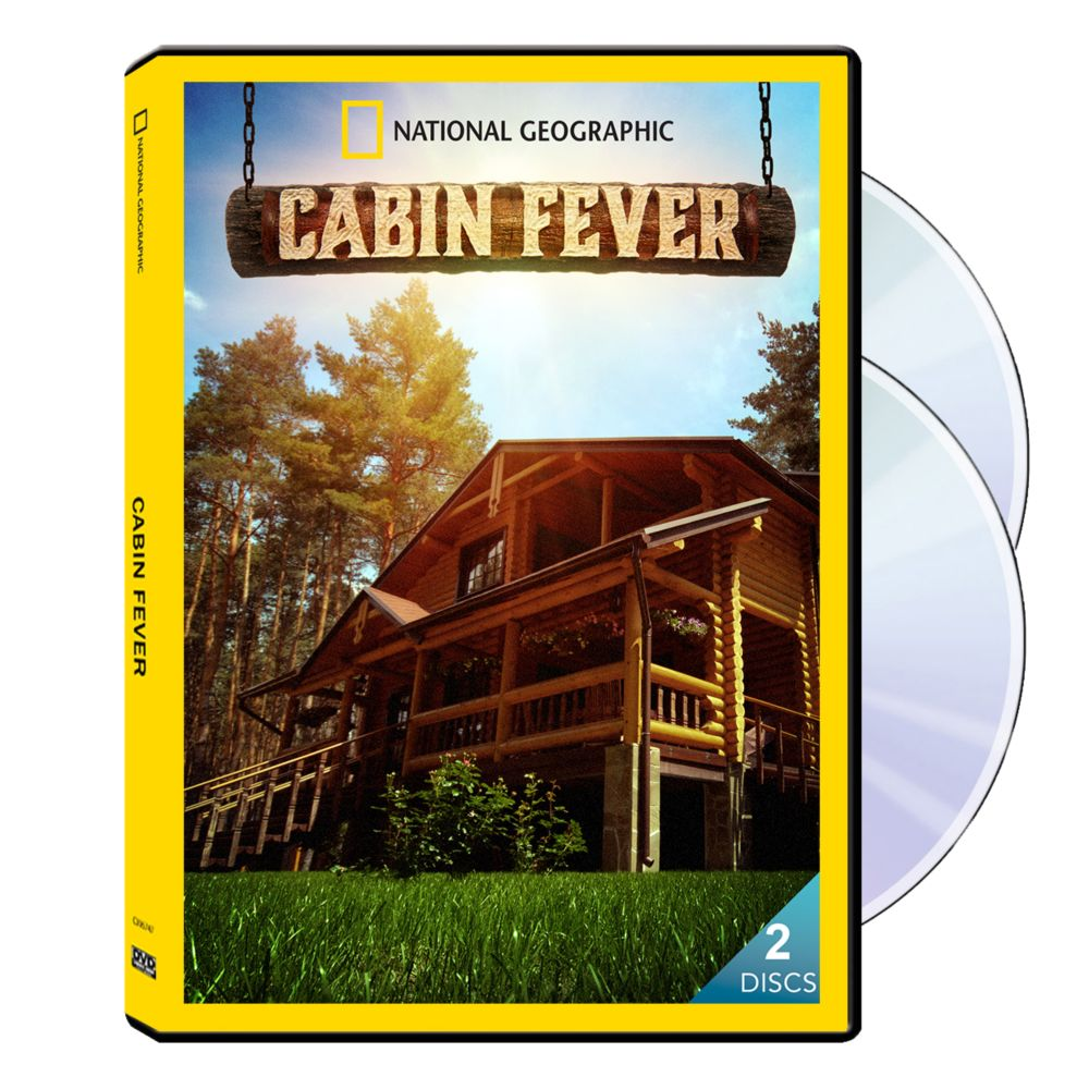 Cabin Fever 2-DVD-R Set