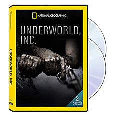 Underworld, Inc  2-DVD-R Set