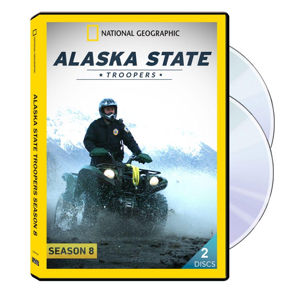 Alaska State Troopers Season Eight 2-DVD-R Set