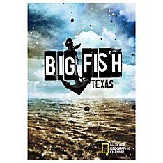 Big Fish, Texas 2-DVD-R Set
