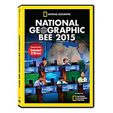 National Geographic Bee 2015 DVD-R