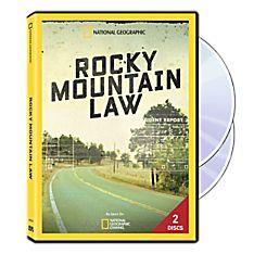 Rocky Mountain Law 2-DVD-R Set