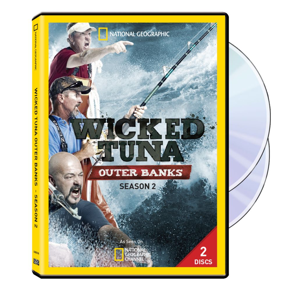 Wicked Tuna: Outer Banks Season Two 2-DVD-R Set