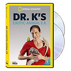 Dr. K's Exotic Animal ER Season Two 2-DVD-R Set