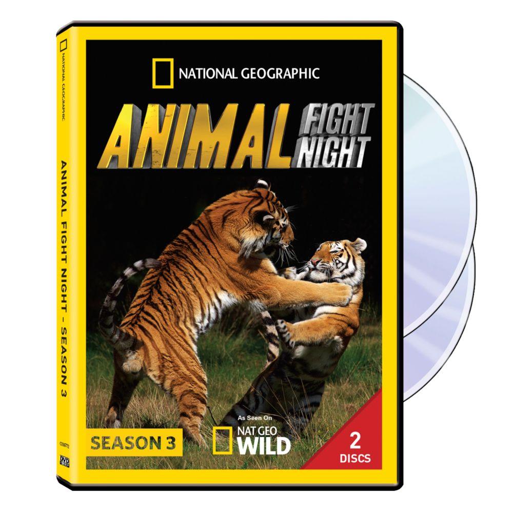 Animal Fight Night Season Three 2-DVD-R Set