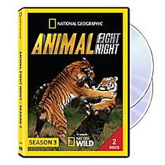 Animal Fight Night Season Three 2-DVD-R Set