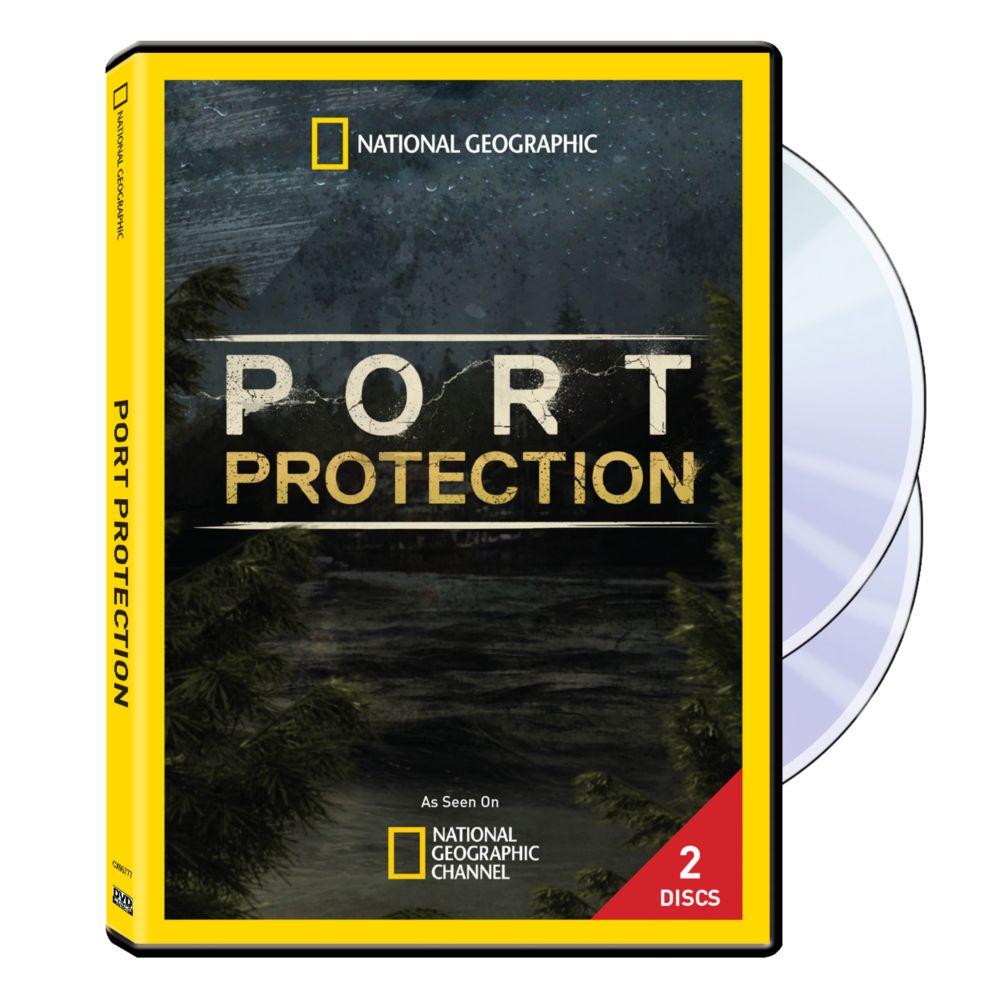 Port Protection 2-DVD-R Set