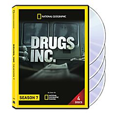 Drugs, Inc Season Seven 4-DVD-R Set