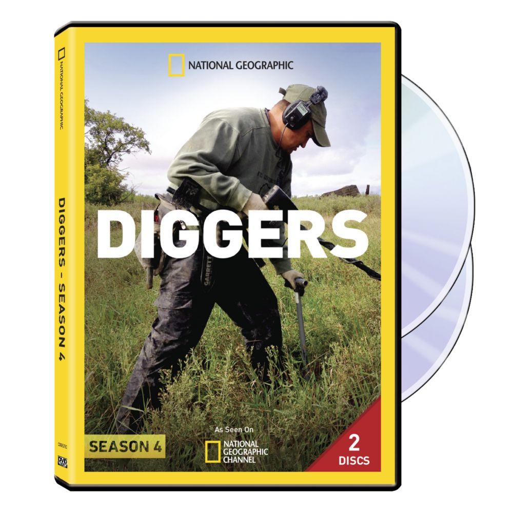 Diggers Season Four 2-DVD-R Set