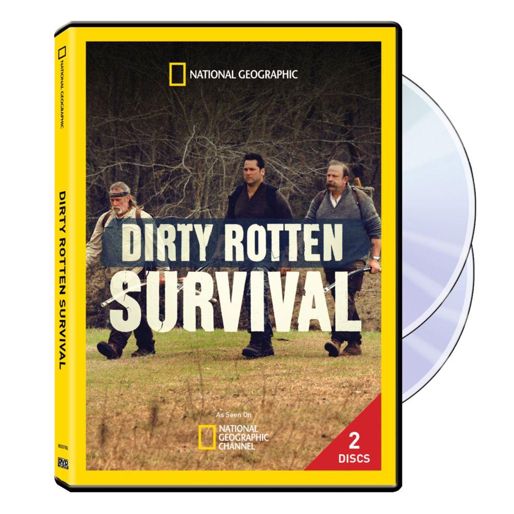 Dirty Rotten Survival 2-DVD-R Set