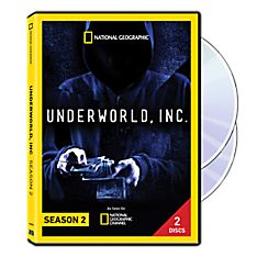 Underworld, Inc. Season Two 2-DVD-R Set