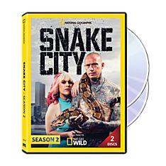 Snake City 2-DVD-R Set