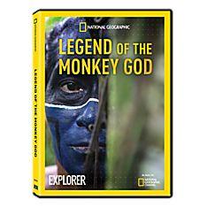 Explorer: Legend of the Monkey God DVD-R