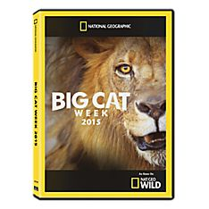 Big Cat Week 2015 DVD-R