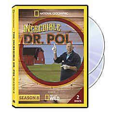 The Incredible Dr. Pol Season Eight 2-DVD-R Set