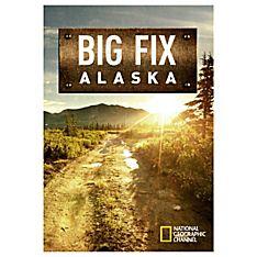 Big Fix Alaska 2-DVD-R Set