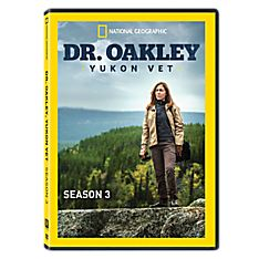 Dr. Oakley: Yukon Vet Season Three 2-DVD-R Set
