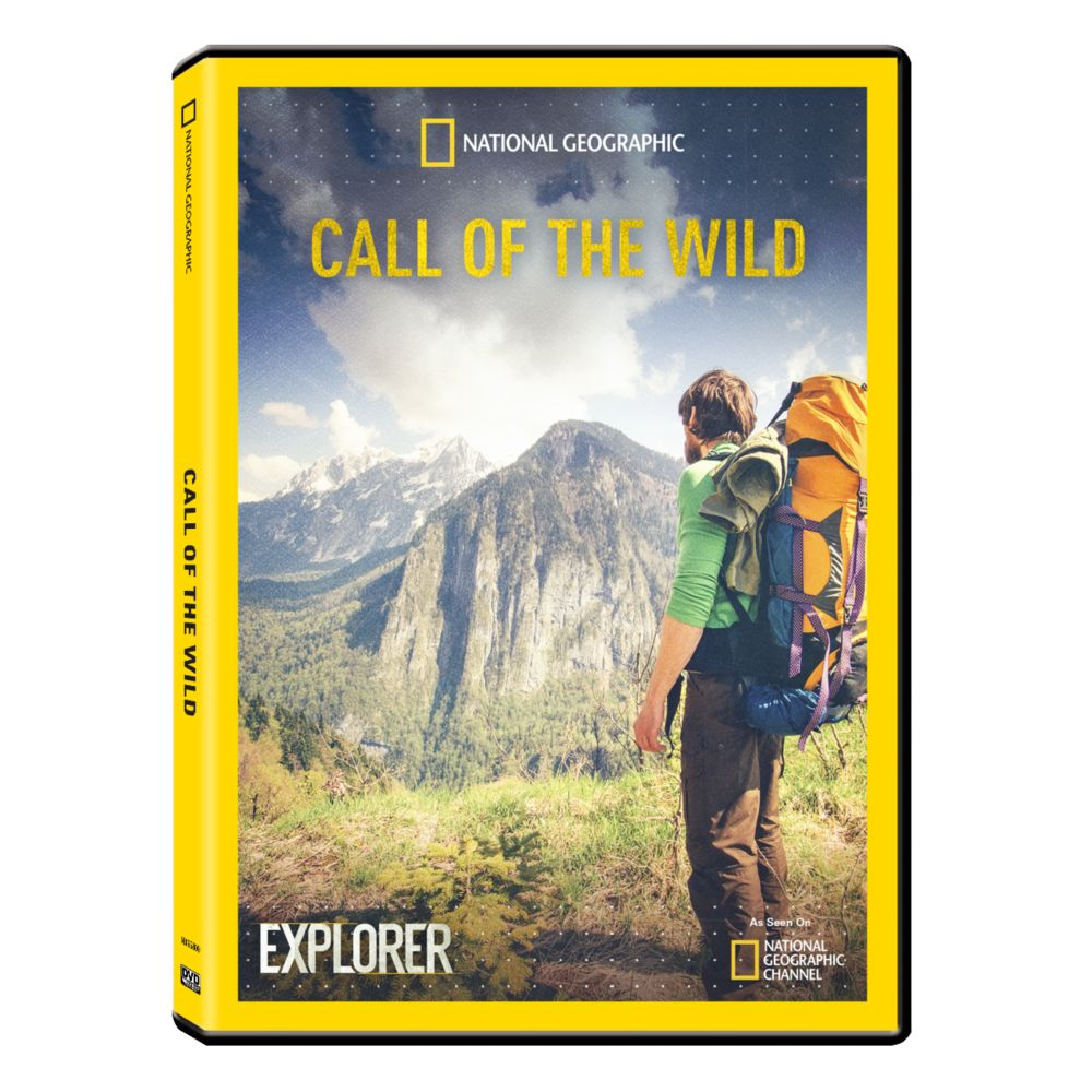 Call of the Wild DVD-R