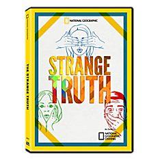 The Strange Truth DVD-R