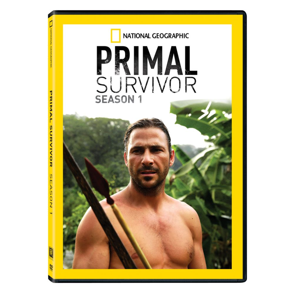 Primal Survivor DVD-R