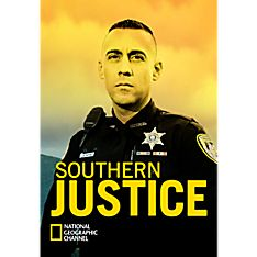 Southern Justice Season Three DVD-R
