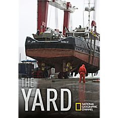 The Yard DVD-R