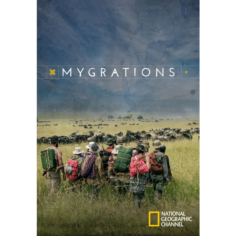 Mygrations Season One DVD-R