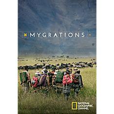 Mygrations Season One DVD-R