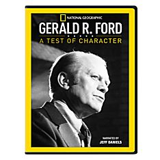 Gerald Ford: A Test of Character DVD-R