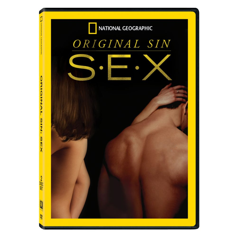 Original Sin: Sex DVD-R